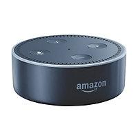 Amazon Dot Voice assistant Black