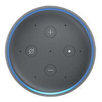Amazon Echo 2nd Gen Grey Fabric Voice Assistant