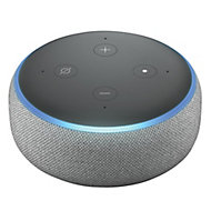Amazon Echo 3rd Gen Voice Assistant Grey