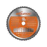 Evolution Rage Circular saw blade (Dia)255mm