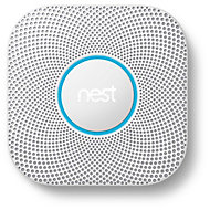 Nest Battery Smoke + Carbon Monoxide Alarm