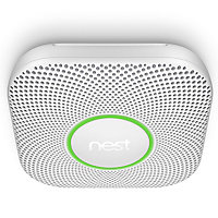Nest Battery Smoke + Carbon Monoxide Alarm