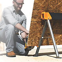 Toughbuilt 498kg Foldable Saw horse