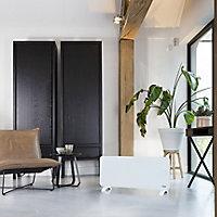 1.5W White Smart Panel heater