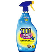 1001 Pet Carpet stain remover, 500ml