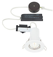 LAP Gloss Fire-rated Downlight 50W