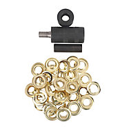 10mm Eyelets, Pack of 25