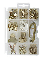 151 piece Picture hanging kit