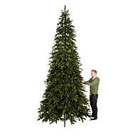 16ft Canyon Pine Artificial Christmas tree