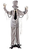 1830mm LED Standing ghoul Animated figure