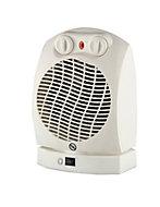 2000W White Fan heater