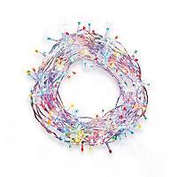 240 Multicolour LED String lights