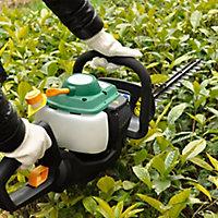 26cc 55cm Petrol Hedge trimmer