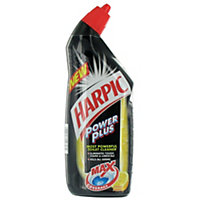 Harpic Power Plus Unscented Toilet cleaner, 0.75L