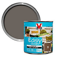 V33 Easy Taupe Satin Furniture paint, 0.5L