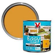 V33 Easy Honey Satin Furniture paint, 0.5L