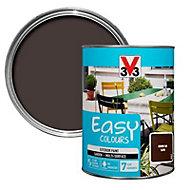 V33 Easy Brown tan Satin Furniture paint, 1.5L