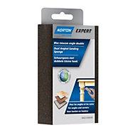 Norton Expert Medium/Coarse Dual-angled sanding sponge