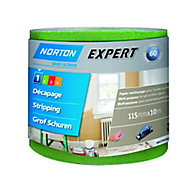 Norton Expert 60 grit Sanding roll (L)10000mm (W)115mm
