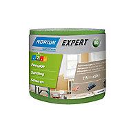 Norton Expert 80 grit Sanding roll (L)10000mm (W)115mm