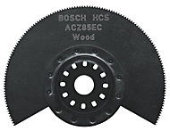 Bosch Starlock Segmented cutting blade (Dia)85mm