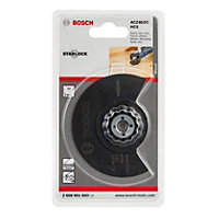Bosch Starlock Segmented cutting blade (Dia)85mm