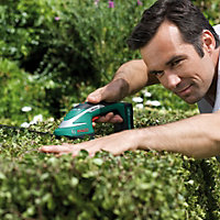 Bosch ASB 10.8 LI Set Electric Cordless Lithium-ion Shrub & grass shear set