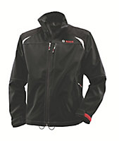 Bosch Black Waterproof jacket Small