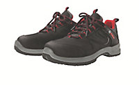 Bosch WRSH S1P Professional Red & black Safety shoes, Size 8
