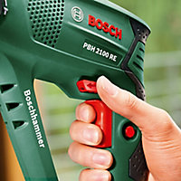 Bosch 550W 240V Corded SDS plus Brushed SDS plus drill PBH2100RE