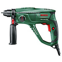 Bosch 550W 240V Corded SDS plus Brushed Rotary hammer drill PBH2100RE