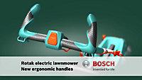 Bosch Rotak 370 ER Corded Rotary Lawnmower