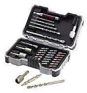 Bosch 3-8mm Drill bit set, 35 Pieces