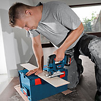 Bosch 18V Cordless 4 stage pendulum action Jigsaw GST 18V-LI - Bare