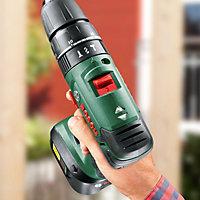 Bosch Cordless 18V 2Ah Li-ion Combi drill 2 batteries PSB1800LI-2