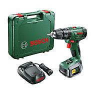 Bosch Power 4 all 18V 1.5Ah Li-ion Cordless Combi drill 1 battery PSB 1800 Li-2
