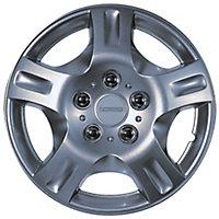 Michelin Flat 355.6mm Wheel trim, Pack of 4
