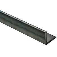 Varnished Steel Corner (H)20mm (W)15mm (L)2m
