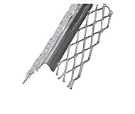 Galvanised Cold-pressed steel L-shaped Equal angle (H)32mm (W)32mm (L)2m