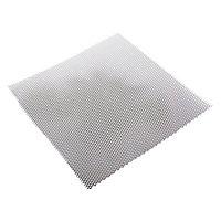 FFA Concept Silver effect Steel Sheet, (H)500mm (W)500mm (T)1mm