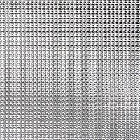 FFA Concept Silver effect Aluminium Embossed Sheet, (H)500mm (W)250mm (T)1mm