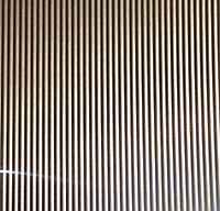 Aluminium Panel (L)0.5m (W)250mm (T)1mm