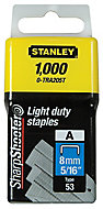 Stanley Staples (L)99mm 41g, Pack of 1000