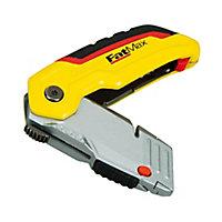 Stanley FatMax Zinc alloy Foldable Retractable knife