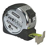 Stanley FatMax Xtreme Tape measure, 8m