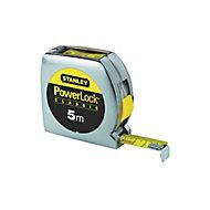 Stanley Powerlock Top Reader Tape measure, 5m