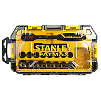 "Stanley 17 piece ½"" Socketry set"