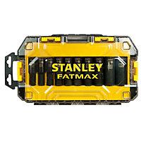"Stanley 10 piece ½"" Deep Socketry set"