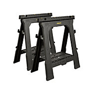 Stanley 450kg Foldable Saw horse, Pack of 2