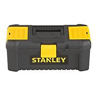 "Stanley Essential 12.5"" Plastic Toolbox"